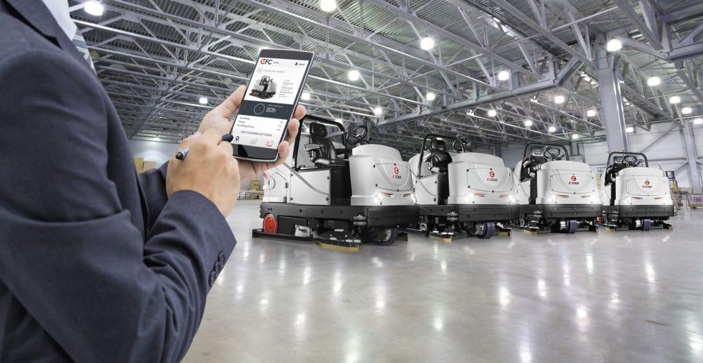 comac-c130-lavasciuga-pavimenti-industriale-tracciamento-flotta