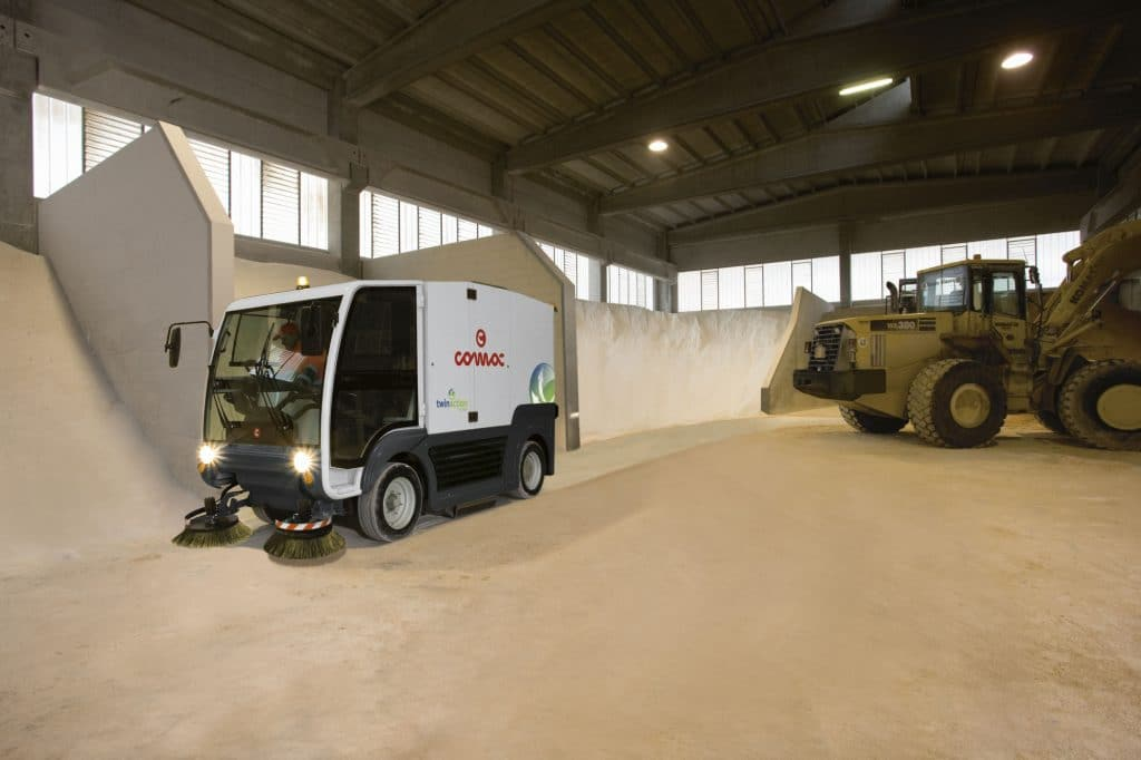 comac-cs140-spazzatrice-stradale-cementificio-magazzino-polvere-di-materie-prime