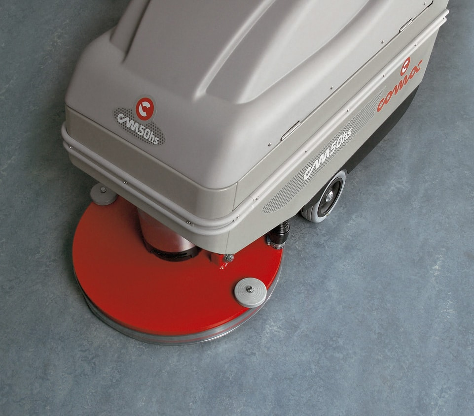 comac-lucidatrice-cm50-hs-dettaglio-pavimento-in-vinile