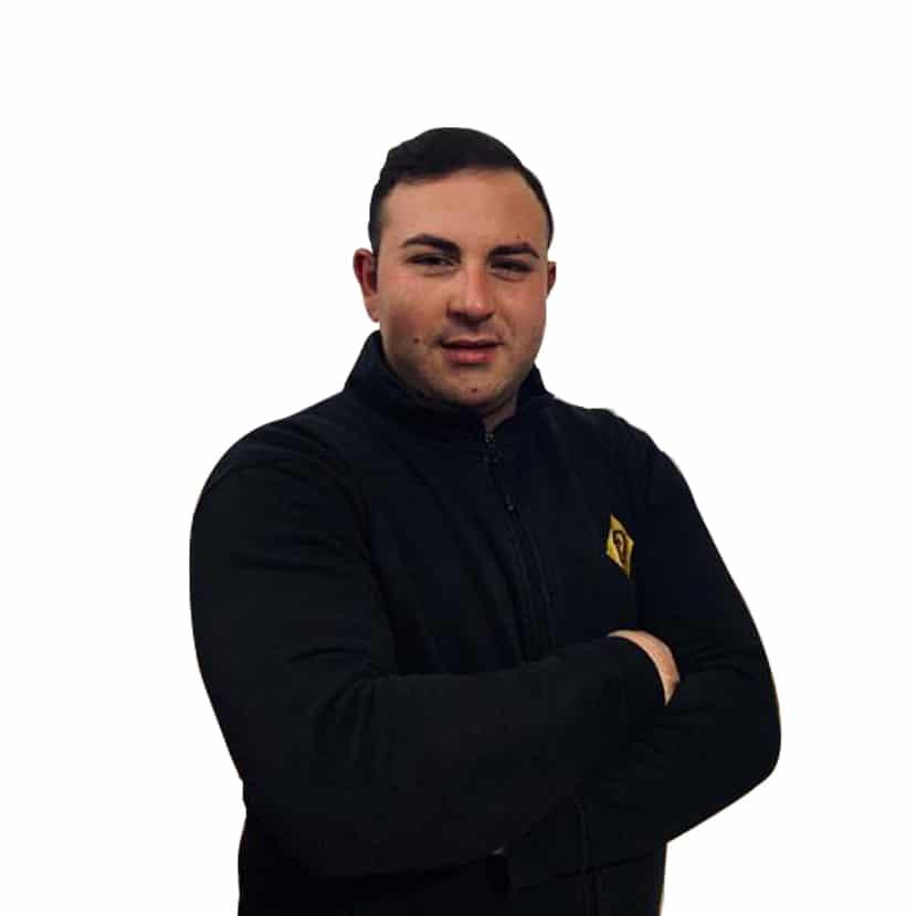 Giuseppe Mendola - Tecnico Pulisystem