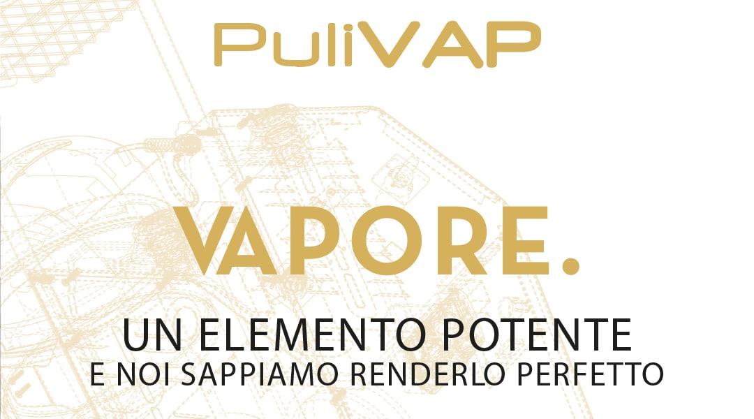 """Pulisystem: """"A tutto vapore"""" in collaborazione con STI Steam Industry"""